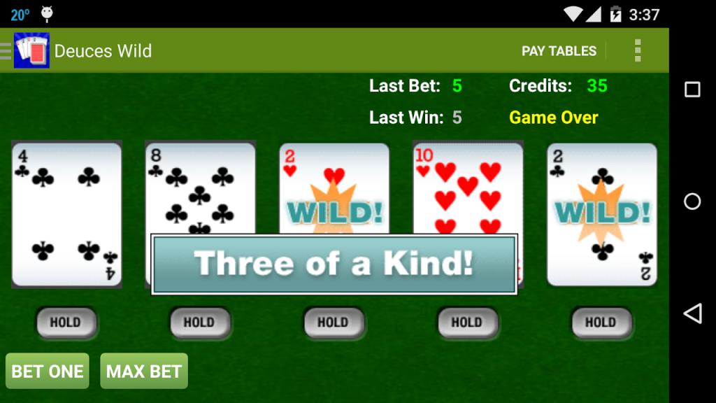 9 6 video poker tutorial program c++
