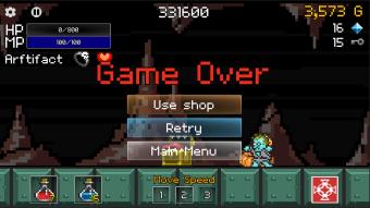 Buff Knight! - RPG Runner Screenshot