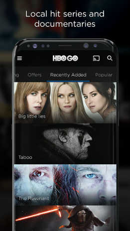 HBO GO 5 8 0 Download APK for Android - Aptoide