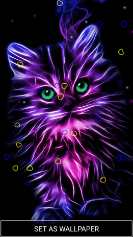 Neon Wallpaper Of Animals 2 1 Download Apk For Android Aptoide