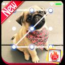 Cute Pug Puppy Lock Screen Pug Puppy Pattern Passcode 2019