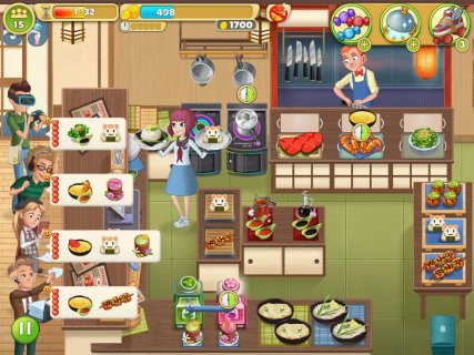 Cooking Diary®: Best Tasty Restaurant & Cafe Game screenshot 1