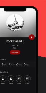 BACKTRACKIT: Musicians' Player screenshot 1
