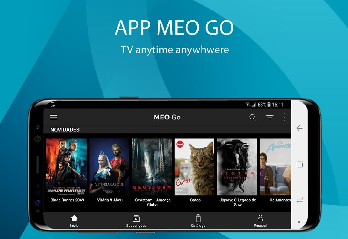 MEO Go screenshot 1