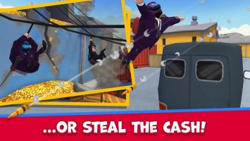 Snipers vs Thieves Screen