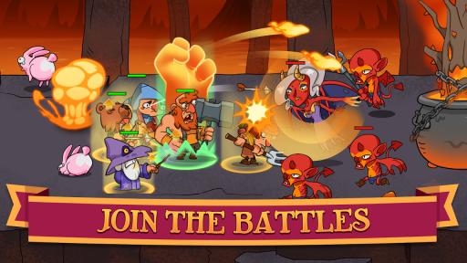 Semi Heroes: Idle RPG (Unreleased) screenshot 2