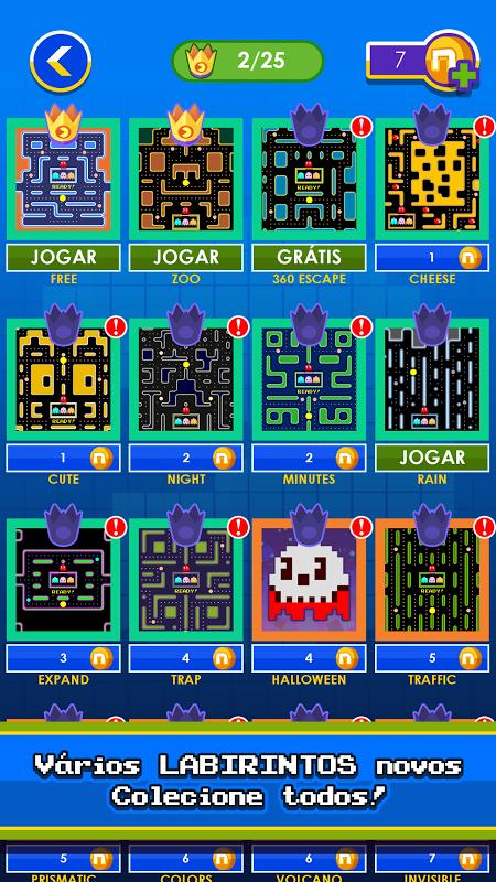 PAC-MAN screenshot 2