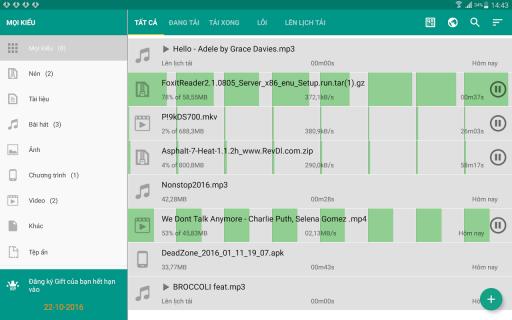 Download Accelerator Plus20170828 tải APK dành cho Android - Aptoide