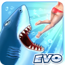 Ícone Hungry Shark Evolution (Mod)