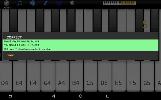 Piano Melody Free screenshot 8