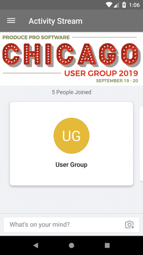 Produce Pro User Group 2019 V2 8 1 2 Download Android Apk Aptoide