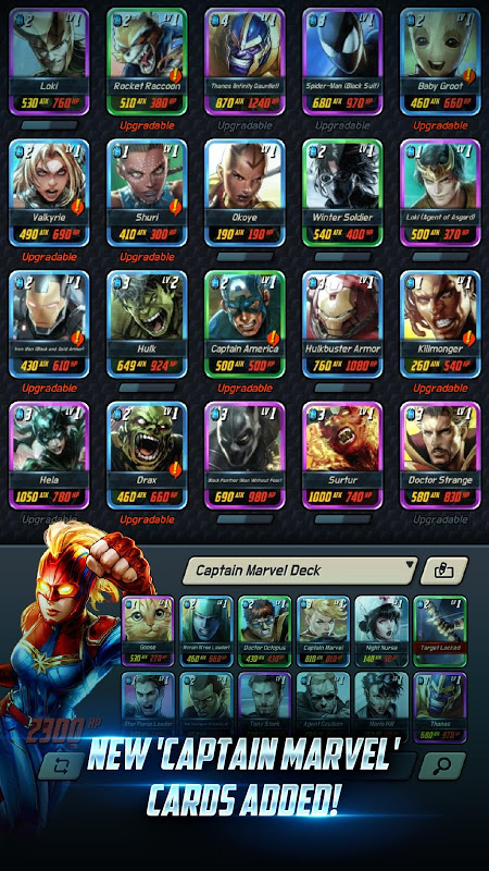 MARVEL Battle Lines screenshot 2