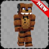 FNAF Skins for Minecraft PE Icon