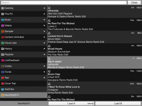 VirtualDJRemote Screenshot