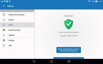 100GB Free Cloud Storage Degoo Download APK For Android Aptoide