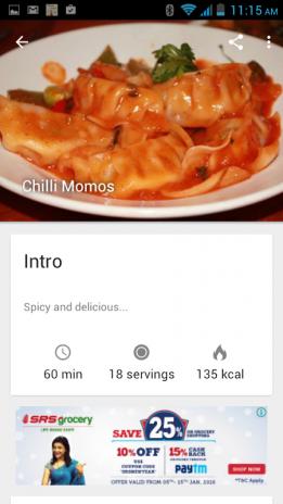 Food junction recipe v10000 10000 download apk for android aptoide food junction recipe v1 00 00 screenshot 3 forumfinder Image collections