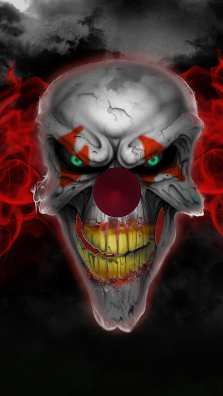 Creepy Clown Wallpaper Appstore for