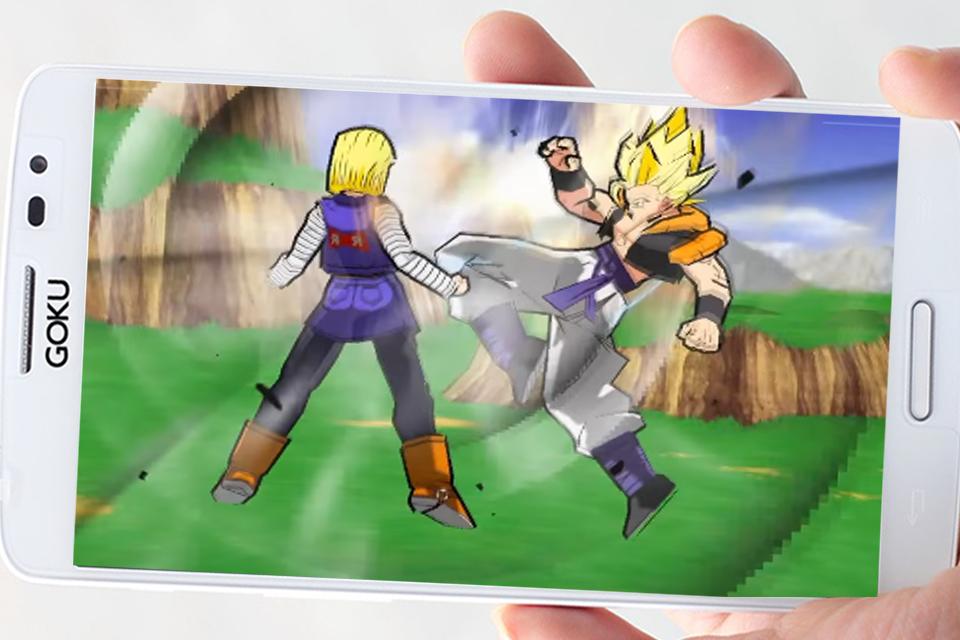 Shin Budokai 2: Goku Saiyan Z screenshot 2