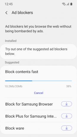 Samsung Internet Browser Beta 9 4 00 45 Download APK for