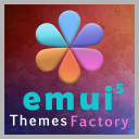 Colorful Deluxe Theme for Huawei EMUI 5/8