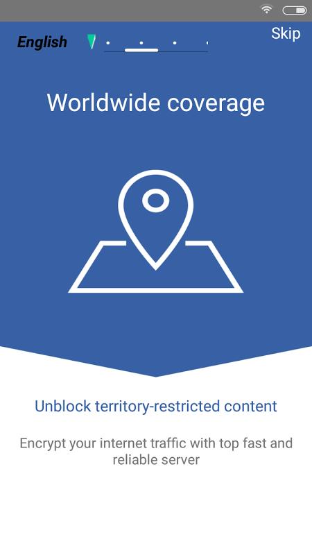 Try2Catch VPN screenshot 2
