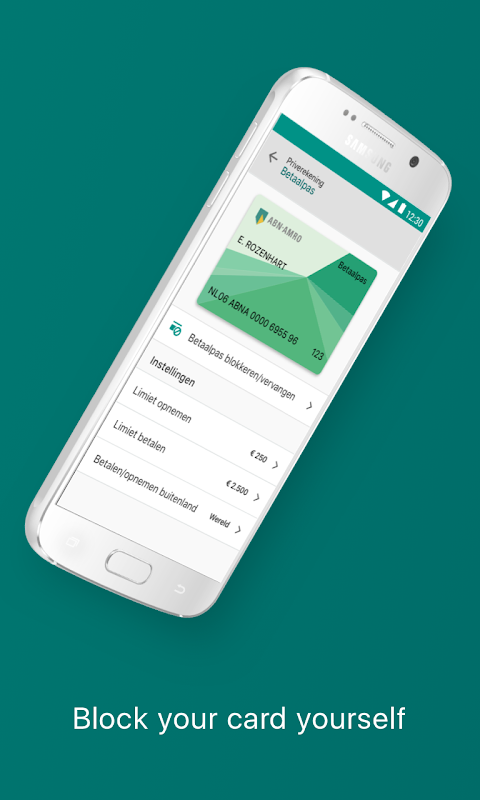 ABN AMRO Mobiel Bankieren screenshot 4