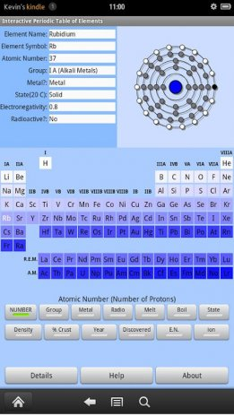 Periodic Table Of Elements 11 Download Apk For Android Aptoide