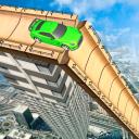 Impossible Ramp Car Stunt Driving Simulator 2020
