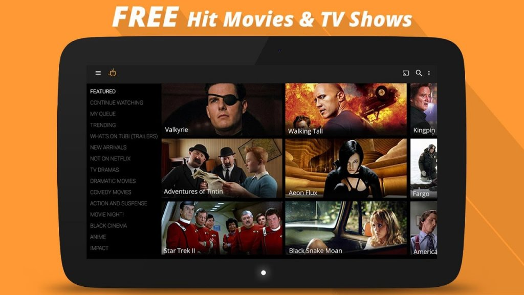 Tubi TV - Free Movies & TV | Download APK for Android ...
