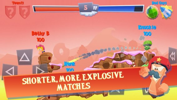 Worms 4 1 0 432182 3 Download APK for Android - Aptoide