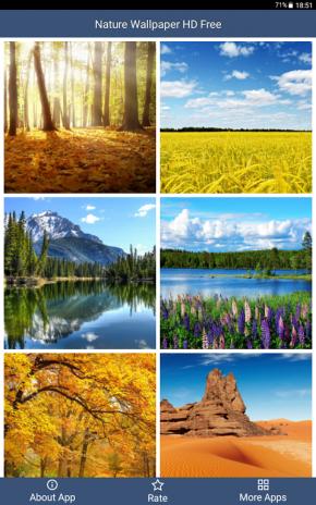 Nature Wallpaper Hd Free Screenshot 5