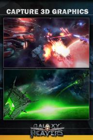 Galaxy Reavers - Space RTS screenshot 2