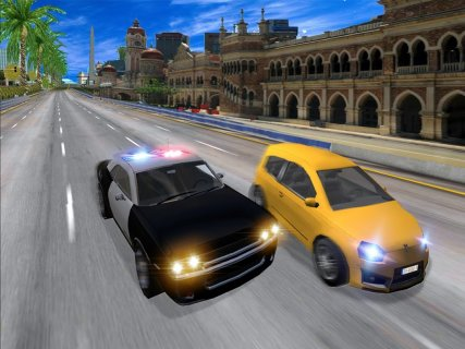 Grand Racing in Police Car 3d - Real Chase Mission 1 1 4