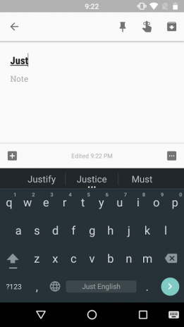 Just Hindi Keyboard 5 2494 Download APK for Android - Aptoide