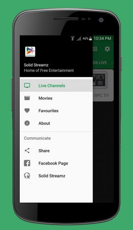 Solid Streamz 1 3 Download APK for Android - Aptoide