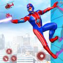 Police Robot Superhero Games: Gangster Crime City