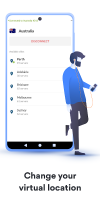 NordVPN – fast VPN privacy and security app for UK Screen