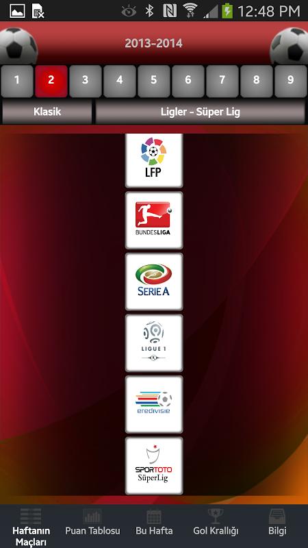 Süper Lig Futbol screenshot 2