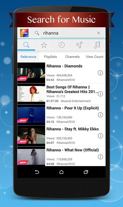 iTube screenshot 1