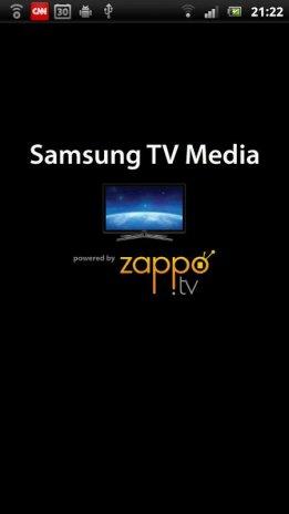 samsung tv logo. samsung tv media screenshot 1 logo