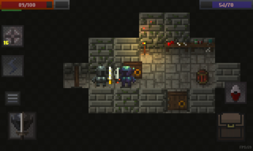 Caves (Roguelike) screenshot 6