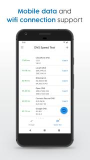 DNS Changer (no root 3G/WiFi) screenshot 4