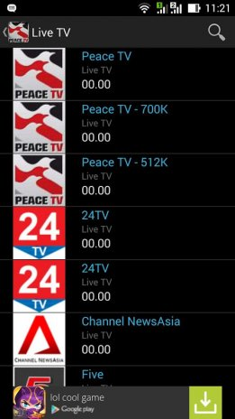 Peace TV 1 1 Download APK for Android - Aptoide