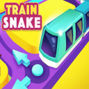 Train Snake Taxi - idle sightseeing