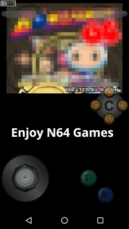 Emulator for N64 Free Game EMU 3 2 0 Download APK for Android - Aptoide