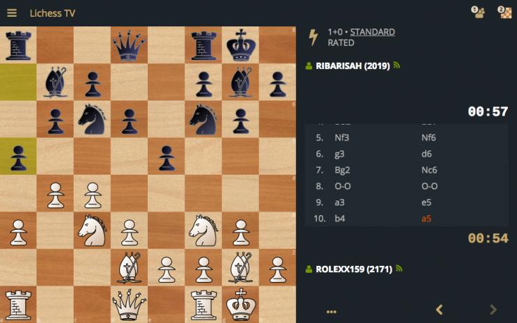 lichess • Free Online Chess 6 1 4 Baixar APK para Android