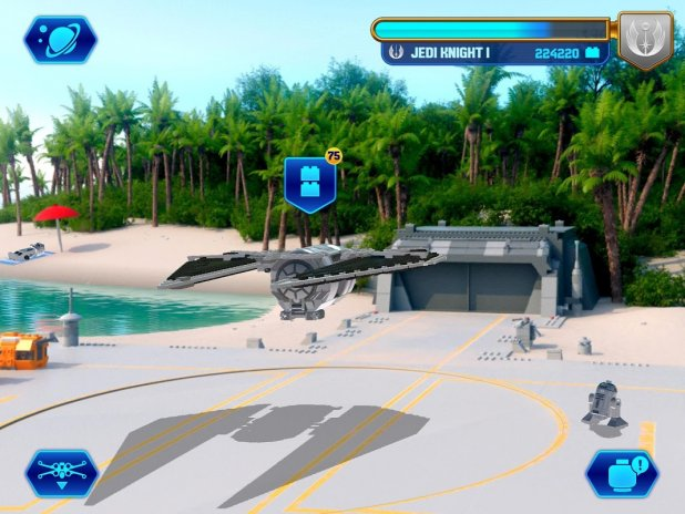 Lego Star Wars Force Builder 200 Laden Sie Apk Für Android