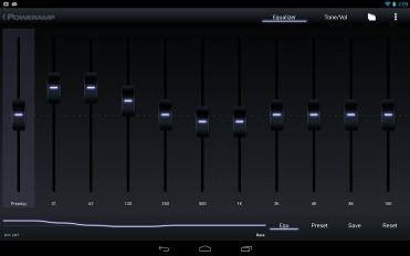 poweramp music player trial screenshot 25