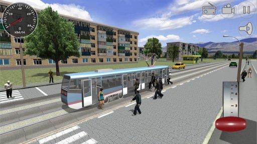 Tram Driver Simulator 2018 screenshot 4