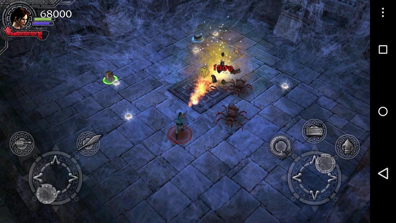 Lara Croft: Guardian of Light™ screenshot 1